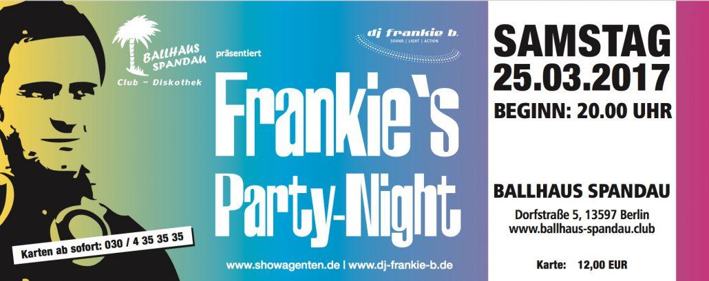 Frankie´s Party Night Web JPG