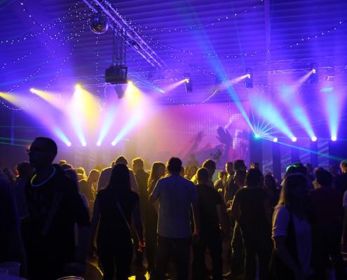 Licht und Veranstaltungstechnik