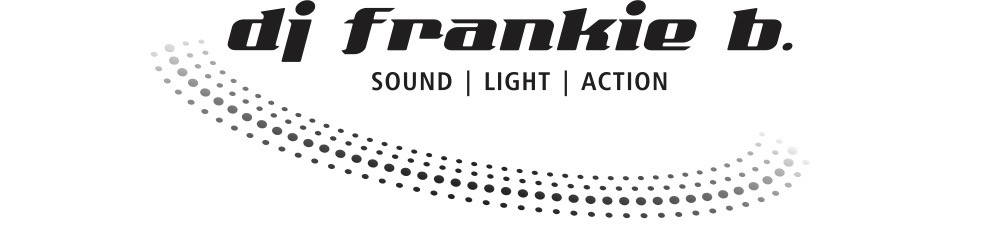Logo DJ Frankie b.