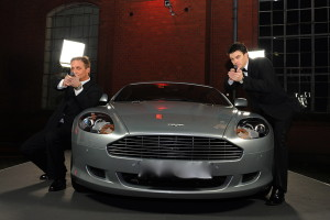 James Bond Event bei der Eventagentur Berlin