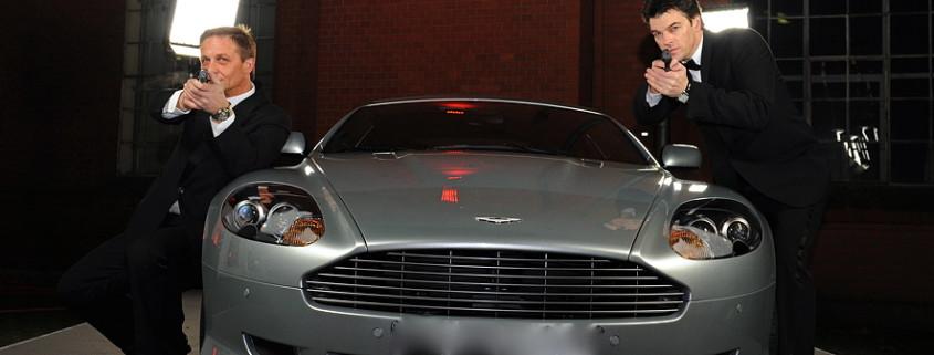 James Bond Event