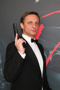 James Bond Event