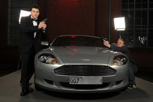 James Bond Events