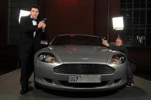 James Bond Events