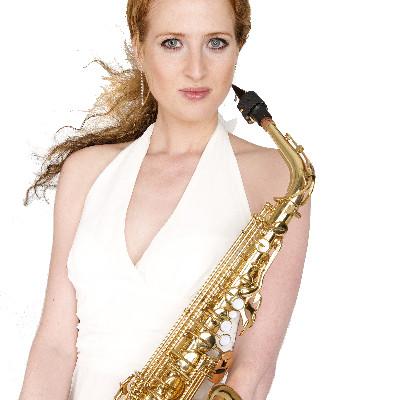 Live Saxophon