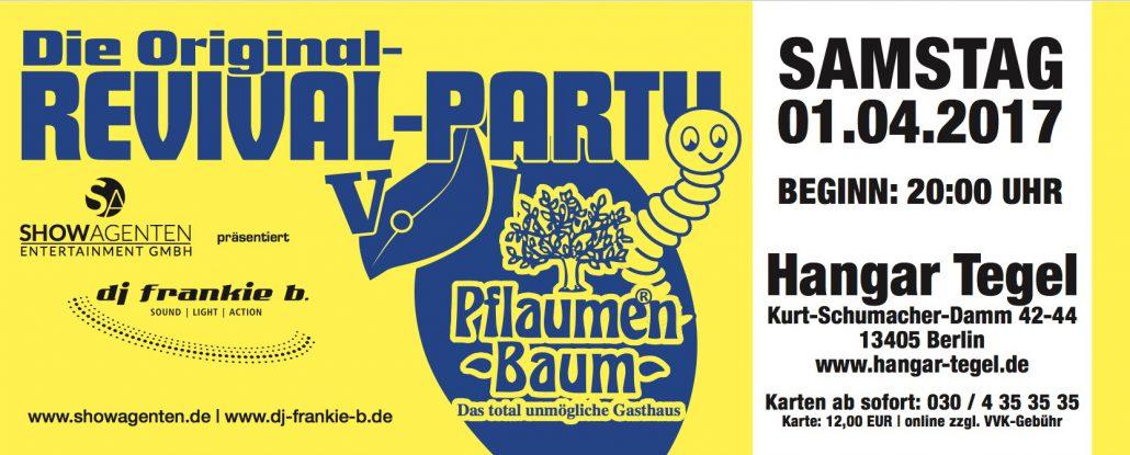 Pflaumen-Baum Revival Party 5