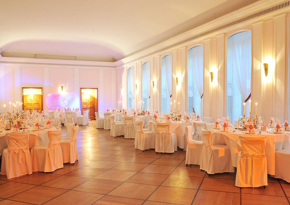 Landhaus Hubertus Ballsaal