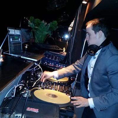 DJ Sascha - DJ Team Berlin-